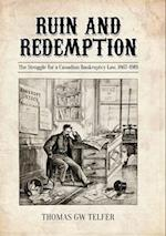 Ruin and Redemption (Osgoode Society for Canadian Legal History)