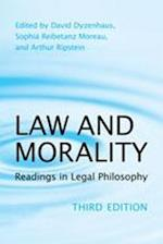 Law and Morality (Toronto Studies in Philosophy)