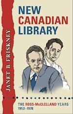 New Canadian Library (Studies in Book and Print Culture)