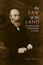 The Law of the Land (Osgoode Society for Canadian Legal History)