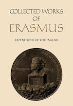 Expositions of the Psalms af Desiderius Erasmus
