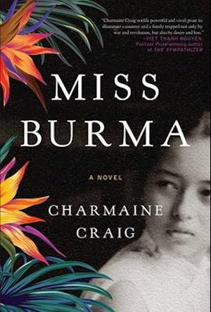 Bog, hardback Miss Burma af Charmaine Craig