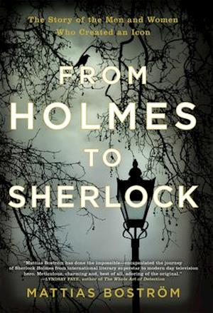 Bog, hardback From Holmes to Sherlock af Mattias Boström