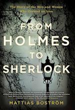From Holmes to Sherlock af Mattias Bostrom