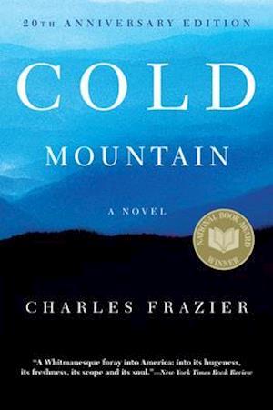 Bog, paperback Cold Mountain af Charles Frazier