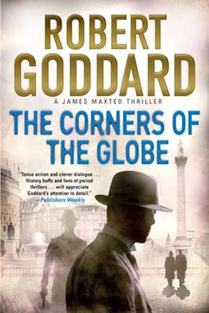 Bog, paperback The Corners of the Globe af Robert Goddard