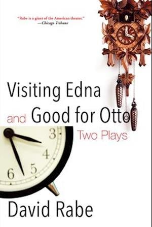 Bog, paperback Visiting Edna and Good for Otto af David Rabe