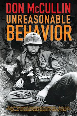 Bog, paperback Unreasonable Behavior af Don McCullin