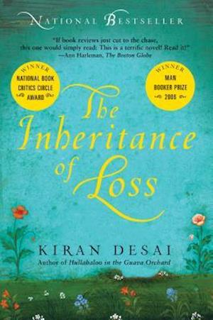 Bog, paperback The Inheritance of Loss af Kiran Desai