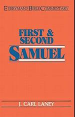 First and Second Samuel af J. Carl Laney