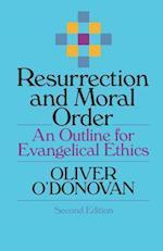 Resurrection and Moral Order af Oliver O'donovan