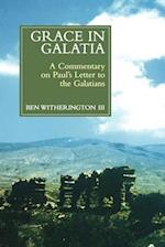 Grace in Galatia af Ben Witherington III