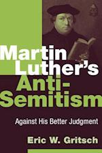 Martin Luther's Anti-semitism