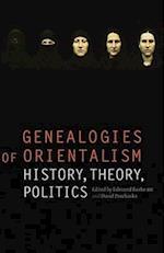 Genealogies of Orientalism af Edmund Burke III