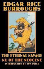 The Eternal Savage af Edgar Rice Burroughs