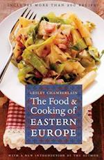 The Food and Cooking of Eastern Europe af Lesley Chamberlain