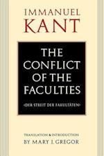 The Conflict of the Faculties (Der Streit der Fakultaten) af Immanuel Kant