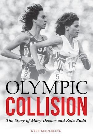 Bog, hardback Olympic Collision af Kyle Keiderling
