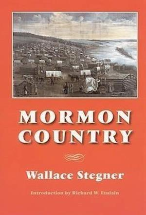 Bog, paperback Mormon Country (Second Edition) af Wallace Earle Stegner