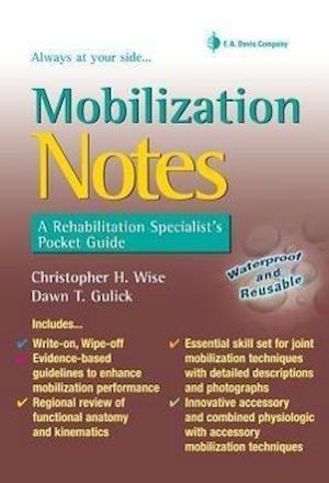 Bog, paperback Mobilization Notes Pocket Guide af Wise