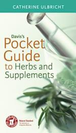 Davis'S Pocket Guide to Herbs and Supplements