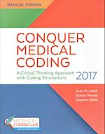 Conquer Medical Coding 2017 + Workbook + Aapc 2017 ICD-10 + Aapc 2017 Proc Coding + Aapc 2017 HCPCS