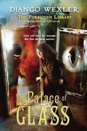 Bog, hardback The Palace of Glass af Django Wexler