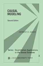 Causal Modeling af Herbert B. Asher