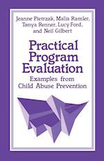 Practical Program Evaluation (Sage Sourcebooks for the Human Services, nr. 9)