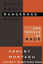 Man's Most Dangerous Myth af Ashley Montagu