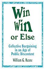 Win/Win or Else af William Keane