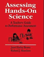 Assessing Hands-On Science