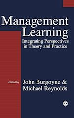 Management Learning af Michael Reynolds, John Burgoyne