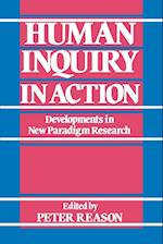 Human Inquiry in Action af Peter Reason