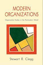 Modern Organizations af Stewart R. Clegg