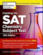 The Princeton Review Cracking the SAT Chemistry Subject Test (Cracking the SAT Chemistry Subject Test)