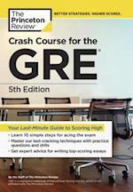 Crash Course for the GRE, 5th Edition (Graduate School Test Preparation)
