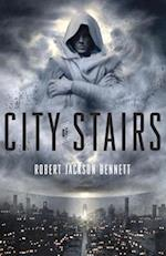 City of Stairs af Robert Jackson Bennett