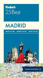 Fodor's Madrid 25 Best af Fodor's Travel Guides