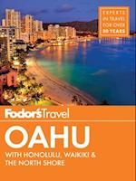 Fodor's Oahu (Full color Travel Guide)
