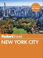 Fodor's New York City (Full color Travel Guide)