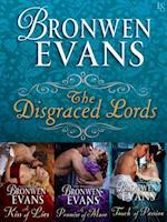 Disgraced Lords Series 3-Book Bundle af Bronwen Evans