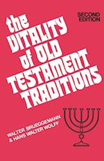The Vitality of Old Testament Traditions, Revised Edition