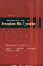 Gramophone, Film, Typewriter (Writing Science)