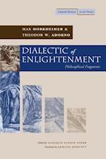 Dialectic of Enlightenment af Theodor Wiesengrund Adorno, Max Horkheimer, Gunzelin Schmid Noerr
