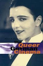 The Queer German Cinema af Alice Kuzniar