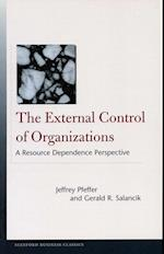 The External Control of Organizations (Stanford Business Books)
