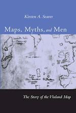 Maps, Myths, and Men af Seaver Kirsten, Kirsten A. Seaver