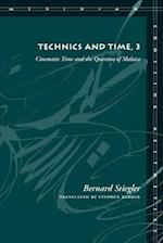 Technics and Time, 3 af Bernard Stiegler, Stephen Barker