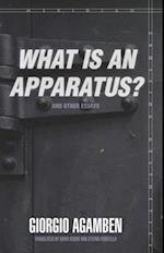 What Is an Apparatus? and Other Essays af Giorgio Agamben, David Kishik, Stefan Pedatella